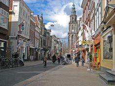 Bezoek ook eens de Oosterstraat in Groningen.