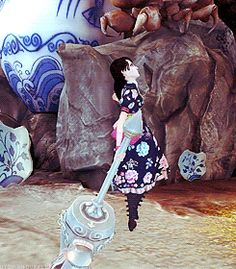 Alice madness returns and another games