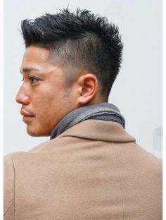 Handsome Cut ビジネスツーブロック刈り上げ #22