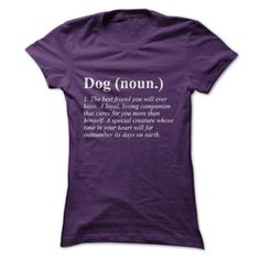 Dog Definition T-Shirts, Hoodies. GET IT ==►…