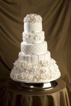 Fantastic wedding cake!