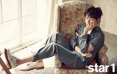 park hae jin 박해진 朴海鎮 star1 magazine may 2016 issue