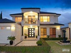 Photo of a house exterior design from a real Australian house - House Facade photo 2138233