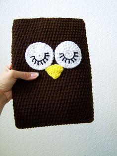 Crochet Tablet Case Crochet ipad sleeve cozy by craftswithlove4U, $34.00