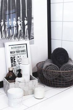 If you have a small bathroom in your home, don't be confuse to change to make it look larger. Not only small bathroom, but also the largest bathrooms have their problems and design flaws. For the … Bathroom Rules, Small Bathroom, Bathroom Ideas, Diy Bathroom, Gold Bathroom, Bathroom Plants, Bathroom Modern, Bathroom Mirrors, Minimalist Bathroom