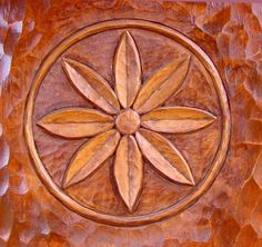 carved wood rosettes - Google Search