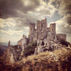 Rocca Calascio Castle (Abruzzo, Italy)