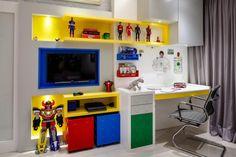 Home Office, Rio, Corner Desk, Flat Screen, Furniture, Home Decor, Grey And White, Travertine, Couple Room