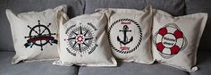 Smooth Sailing Cushions