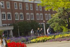 Illinois State University Campus by Illinois State University