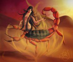 For HER !: La femme scorpion