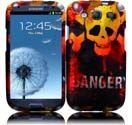 Samsung Galaxy S3 i9300 Design Snap On Case - Danger