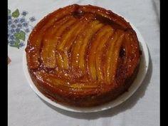 Bolo de Banana Caramelizado - YouTube
