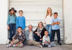 © 2014 PattiAndrePhotography Northbrook Family browns/blues/white/tan