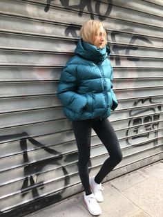 Feather light goose down jacket, water repellant. Feather, Winter Jackets, Street Style, Fashion, Winter Coats, Moda, Urban Taste, Fashion Styles, Quill
