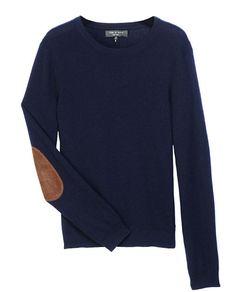 rag & bone Official Store, Kampen Crew, navy fl, Mens : Ready to Wear : Sweaters : Wool, M2266088F