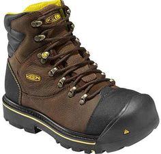 3a55de61da5a Keen Milwaukee 6 (Men s) Good Work Boots