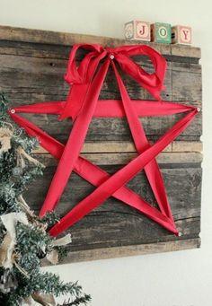 Estrella navideña original