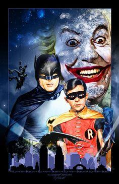 The 2015 Cincinnati Comic Expo Event Poster featuring Batman Batman Batmobile, Batman 1966, Im Batman, Batman Robin, Superman, Gotham Batman, Batman Artwork, Batman Comic Art, Batman Wallpaper