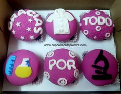 Cupcakes Chemistry Lab