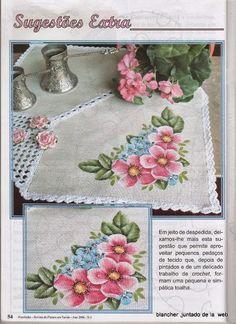 Pinceladas _ Pintura em Tecido - Rosane Al - Álbuns da web do Picasa