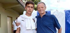 """Zamparini: """"Dybala sarà il nuovo Messi"""" - http://www.maidirecalcio.com/2015/08/25/zamparini-dybala-sara-il-nuovo-messi.html"""