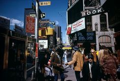 Joel Meyerowitz - New York, 1976 Cours de Street Photography : http://bit.ly/1efLOxk