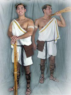 Greek Male Servant