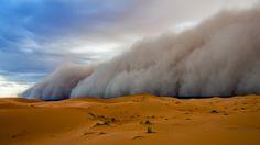 tormenta de arena en el desierto - Buscar con Google