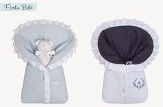 "Adoro esses ""sleepings"" para bebês!"