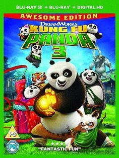 Kung Fu Panda 3 (2016) 3D H-SBS 1080p (Ing-Lat) - Tipeo