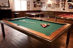 Fusion pool diners in the pool room at the Cadogan Arms pub in Chelsea. Games Room Inspiration, Pool Table, Game Room, Chelsea, Arms, Diners, Home Decor, Homemade Home Decor, Living Room Playroom