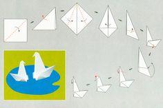 оригами птица из бумаги для детей 5 лет: 19 тыс изображений найдено в Яндекс.Картинках