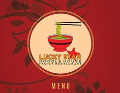 """Check out new work on my @Behance portfolio: """"Menu Design & Layout LUCKY STAR Restaurant"""" http://be.net/gallery/49835619/Menu-Design-Layout-LUCKY-STAR-Restaurant"""