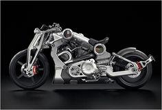 A fabricante americana, Confederate Motocicletas formalizaram recentemente o lançamento de sua novamonstruosa competidora de rua , a Moto Pronta para o Combate G2 P51. Esta moto arrebatadora é alimentada por um motor V-Twin impres