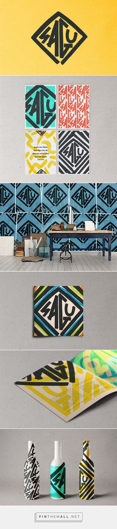 SAGU Branding by Gustavo Sagu   Fivestar Branding Agency – Design and Branding Agency & Curated Inspiration Gallery