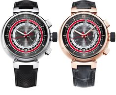 Louis Vuitton Voyagez Tambour Chronograph Watch II