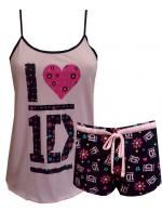 I Love One Direction Shortie Pajamas for women XSmall *** For more information, visit image link. One Direction Merch, One Direction Outfits, I Love One Direction, Direction Quotes, Cute Pjs, Cute Pajamas, Lazy Outfits, Casual Outfits, Cute Outfits