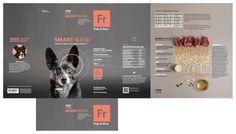 Purina One Rebrand by Jenny Lee, via Behance