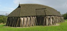 What were Viking homes like?