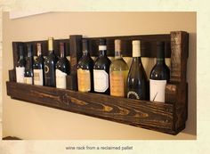 Pallet basement bar | Craft Project Ideas / more pallets.....basement bar