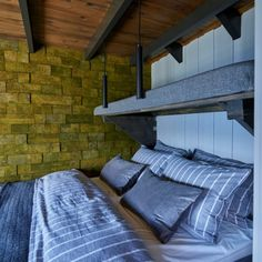 Bunk Beds, Wall, Furniture, Home Decor, Decoration Home, Room Decor, Trundle Bunk Beds, Home Furniture, Interior Design