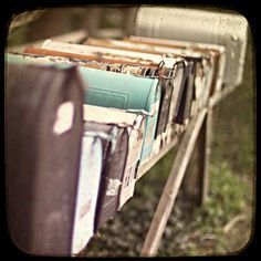 Lovely mailboxes