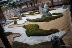 Modern Zen Garden von John Julian