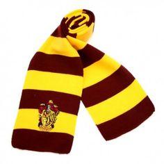 Šál Harry Potter - Nebelvír