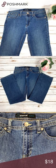 4ffe7618a2f Jordache Medium Wash Women's Bootcut Retro Jeans *Brand: Jordache  *Description: Super cute