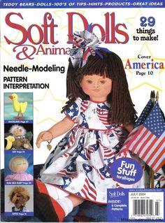 Soft Dolls & Animals №7\2004