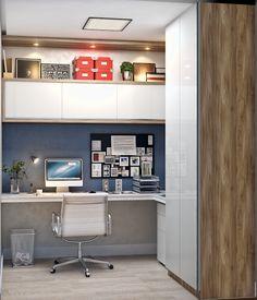 Home Office dos sonhos no Espaço do Designer. Patricia Castro de Osasco - SP - blog Achados de Decoração