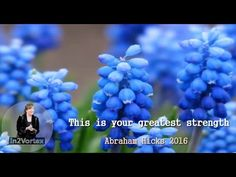 Abraham Hicks 2016  - This is your greatest strength #AbrahamHicks #lawofattraction #quotes.