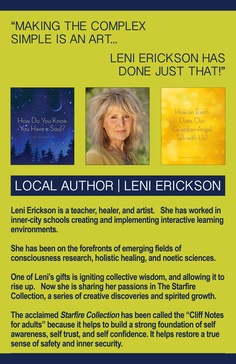 """Making the complex simple is an art...Leni Erickson has done just that!"""